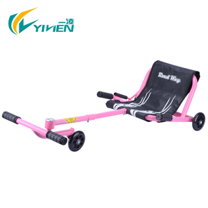 YILIEN PU light wheel easy roller toy scooter
