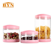 BaoYou Ni Creative Couple Mug Storage Glass Cup Scented Tea Cup With Lid