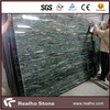 Hot Sale China Polished Olive Green Marble Slabs