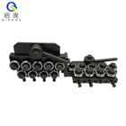 0.5-4 mm take up roller system wire straightener and cutter