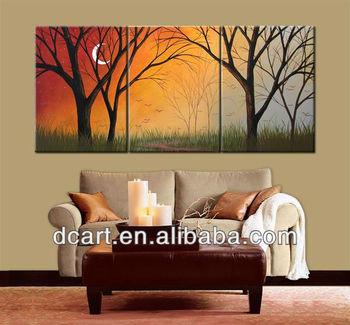 2013 Pintura Al Oleo Abstracta Moderna Para Sala Buy Pintura Al