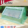 plastic tunnel galvanize pipe greenhouse with plastic connectors