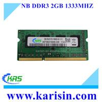 1GB 2GB 4GB 8GB ddr/ddr2/ddr3 laptop/computer memory ddr3 ram pc1333 2gb memory ram korea