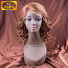Wholesale New design virgin fashion style human hair wig,fashion wigs