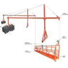 Electric building window cleaning lifting cradle/Gondola System
