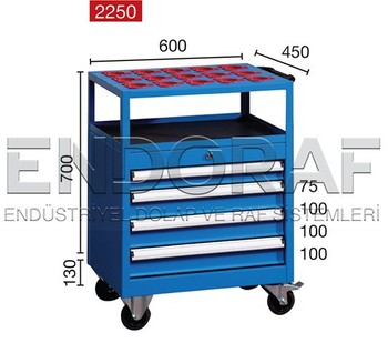 Cnc Tool Holder,mobile Trolley,cnc Cart, Cnc Tool Storage Rack, 2250