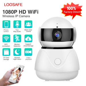 Hot Selling1080P IP Wifi Cloud Storage Wireless IP Security Camera Systems For Surveillance Indoor