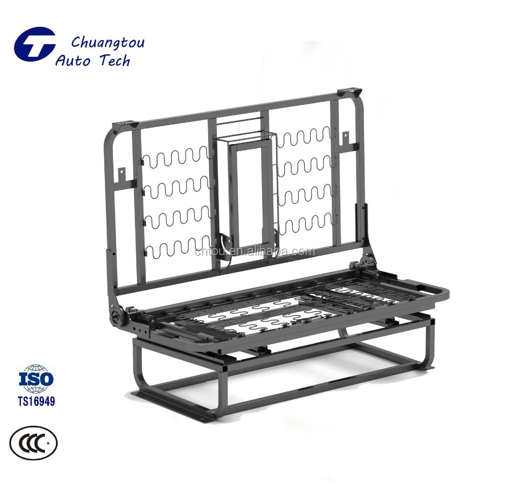 Auto Sofa Bed Seat Frame Steel Power Seat Frame For MPV
