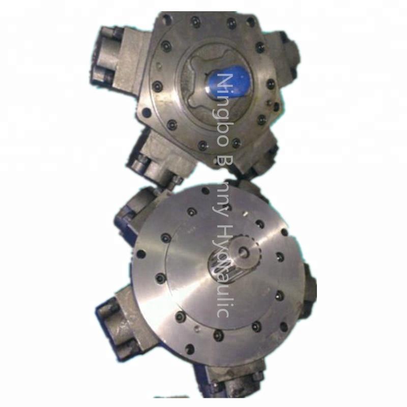 Radial hydraulic piston motor radial hydraulic hydro motor hydraulic