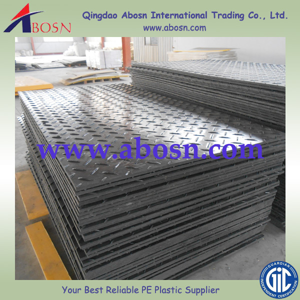 Portable Roadway And Access Mats Ground Protection Mats
