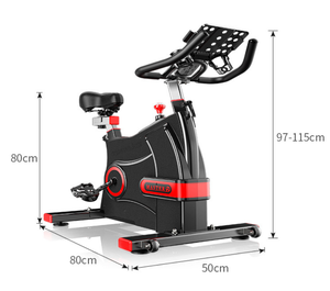 2019 Gym Commercial fitness ndoor silent household bicycle spinning bike