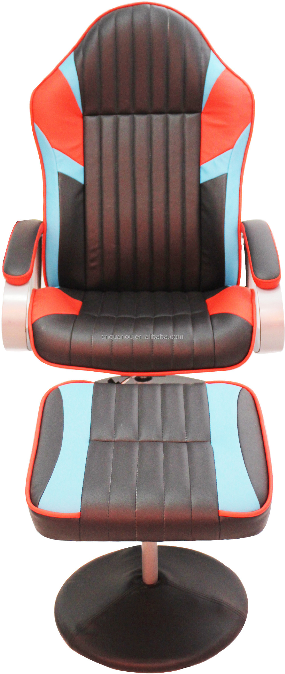 Workwell Racing Recliner With Ottoman fice Chair Car Chair