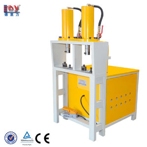 tube hole machine making tool drilling pipe punching tool
