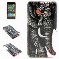 Print Soft TPU Gel Silicone Phone Case Cover for Nokia n640