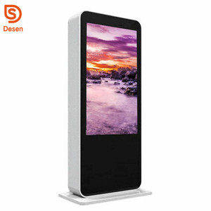 46 lcd replacement screen led stand display outdoor advertising screen tv
