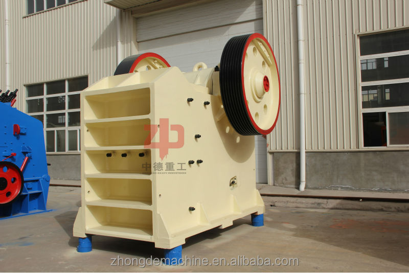 PEX-250*1200 secondary crushing fine jaw stone crusher for mine, stone, rock