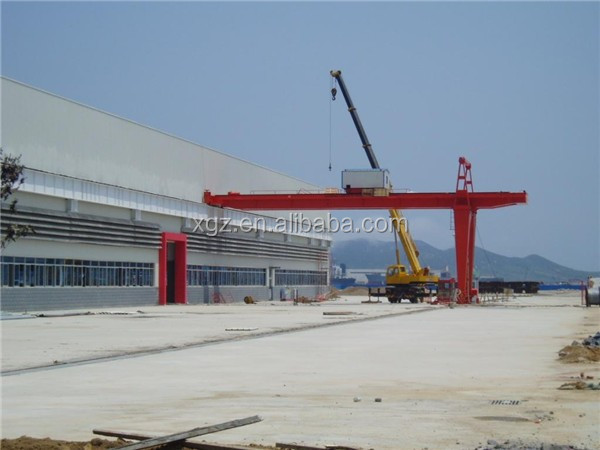 metal rigid high steel structures