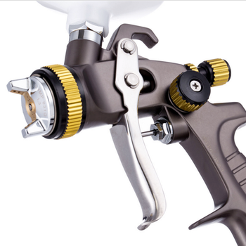 931G LVMP Portable Spray Gun Paint and compressor