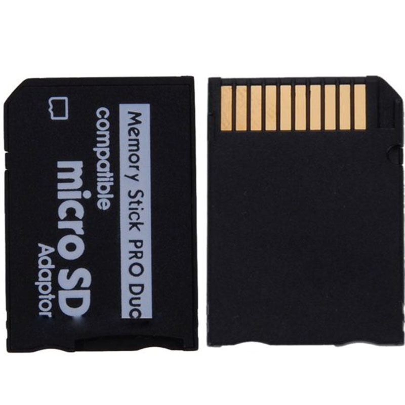 Making Memory Stick Pro Duo From Micro Sd 43