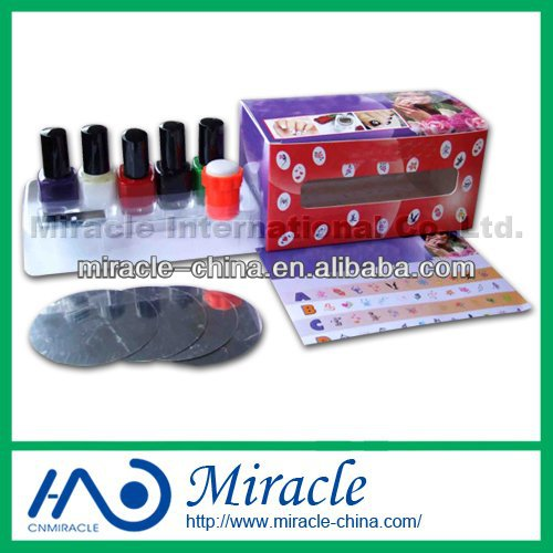 Smart nail printer/nail design (MJ-C)