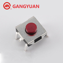 SMD Shenzhen Made Keyboard Used Flashlight Push Button Coin Tact Switches