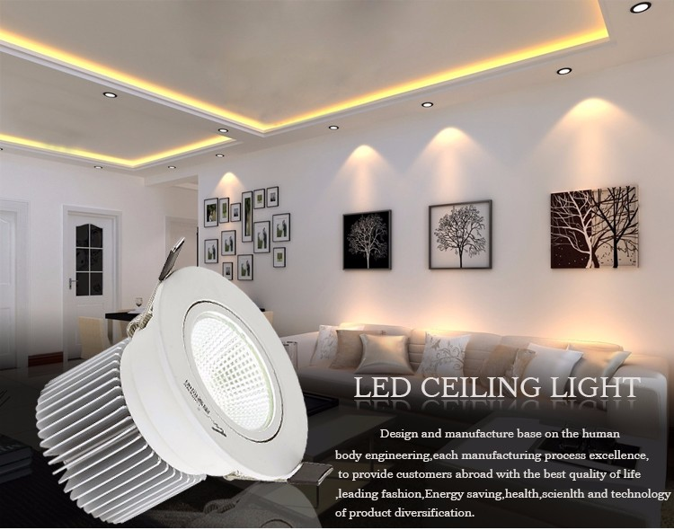 Leimove round dimmable led downlights custom made for wholesale-2