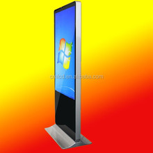 47 inch industrial pc rs485 / rs232 1080p lcd touch screen