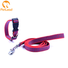 High quality Colorful dog collar pet accessories dog collar making supplies dog collar and leash