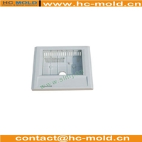 Customized prototype plastic production silicone injection molding molding rubber candle molds