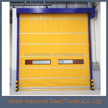 Intérieur Industrielle Automatique Volet Roulant Porte Hsd-035 - Buy ...