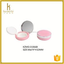China free samples plastic pink empty air cushion foundation container