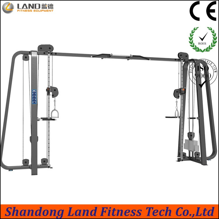 Adjustable Crossover Cable ! 2017 Newest Gym Equipment Strength Machine New Exercise Equipment