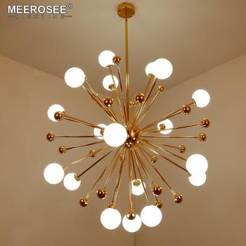 Meerosee Modern Led Pendant Lights Hanging Lamp For Restaurant Dining Room  Creative Glass Ball Lighting For Home Decor Md85525 - Buy Modern Led ...