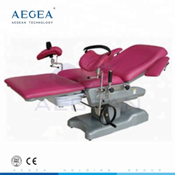 AG-C102D-1 woman giving birth hospital delivery labour multifunction obstetric examination medical parturition table