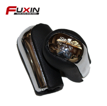 5 speed 변속기는 head 손 <span class=keywords><strong>볼</strong></span> genuine leather gear shift knob <span class=keywords><strong>크롬</strong></span> 캡 대 한 Corolla 1992-2009 2011 <span class=keywords><strong>2012</strong></span> (2013) 2014