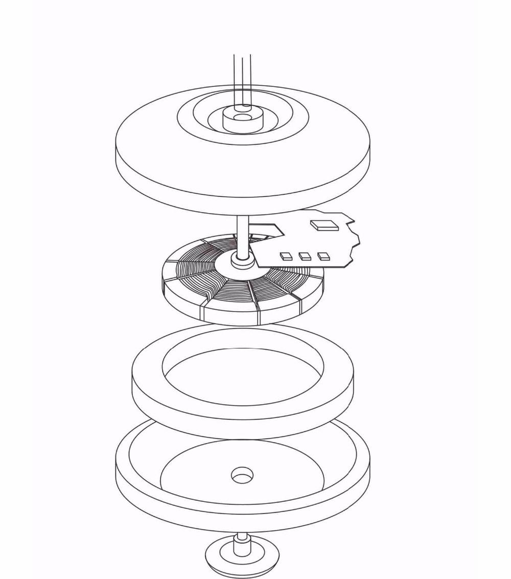 Bldc 12v Electric Brushless Dc Ceiling Fan Motor Buy