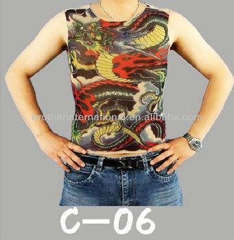 Tribal Tattoo Tshirt Mix Designs,Sleeveless Tatoo Clothes - Buy Tattoo ...