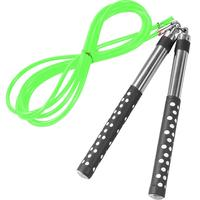 Adjustable Fitness Cable Rope Aluminum Handle Jump Ropes
