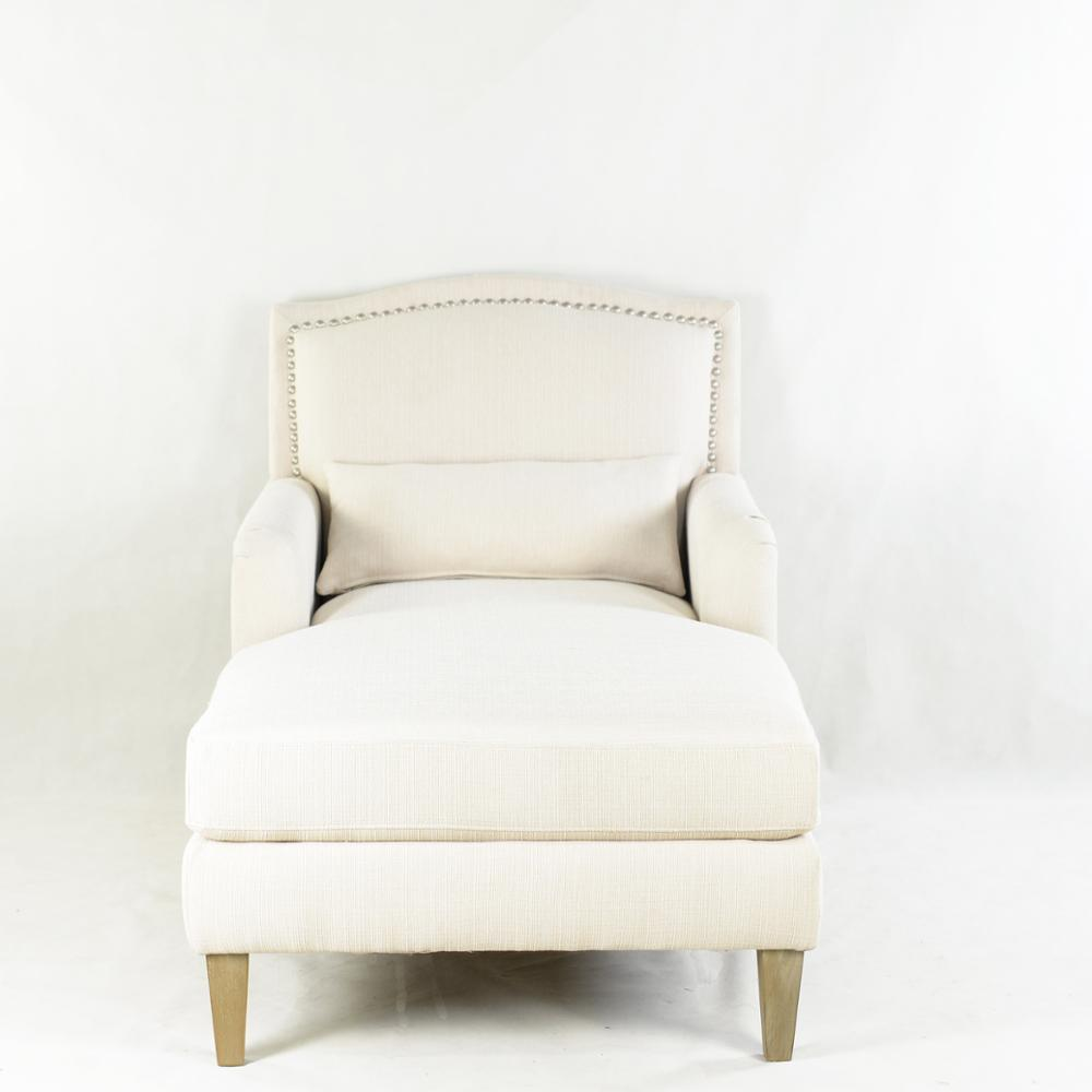 Indoor Wood Frame Chaise Lounge - Buy Chaise Lounge,Wood ...