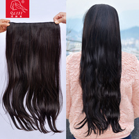Any Color Optional Beauty Girl Synthetic Hair Ponytail Clip On Hair Extensions