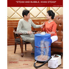 Hot Sale Patented Plastic Foldable Surf Thermostatic Foot Spa Tub/Foot Soak Tub With Steam Machine to Doing Foot Massage At Home