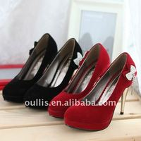 2012 new ladies shoes high heel ho381-5