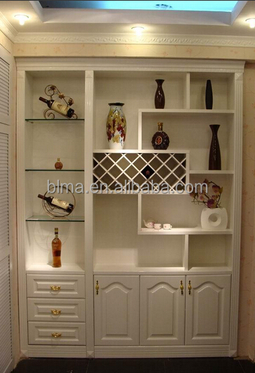 MODERN BAR CABINET FOR HOME SIMPLE DESIGNS FACTORY SHOUGUANG