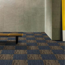OEM Office PP Tiles Carpet