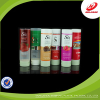 2015 hot selling hand cream aluminum tubes packaging
