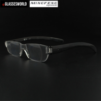 Custom TR90 frameless newest design optics reading glasses