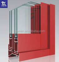 aluminum window frame profiles