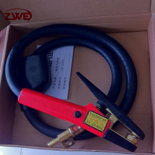 Red And Black Carbon Arc Gouging Torch Qb-800a