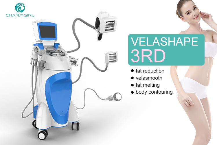 Body contouring fat reduction velashape slimming machine for sale