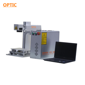 20w 30w 50w Raycus IPG laser source fiber laser marking cutting machine for jewelry pigeon rings medical instruments